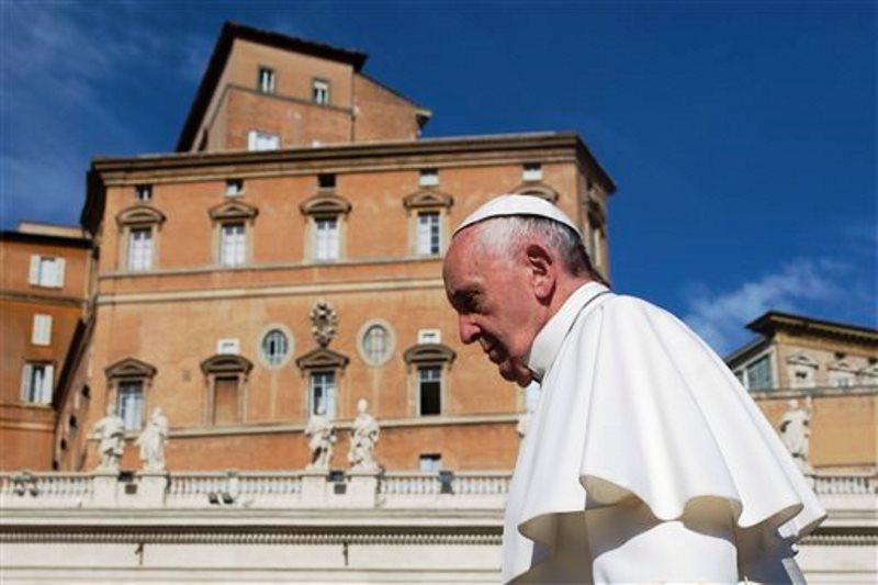 Papa Francisco escandalo Vaticano