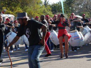 Carnaval uruguayo. Foto: www.entornointeligente.com