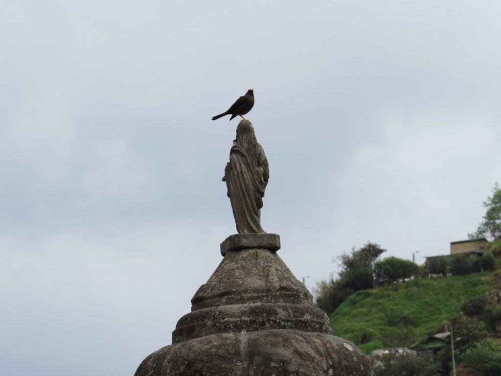 Fotoreportaje: El Cementerio de San Diego en el Día de los Difuntos