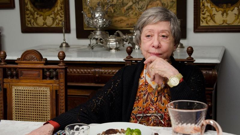 """Fernanda Montenegro, """"Doce de mae"""". Foto: """"Doce de Mae"""""""