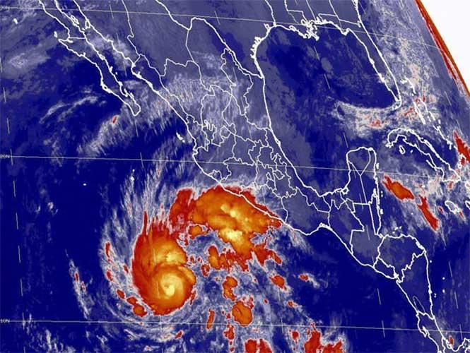 huracan sandra