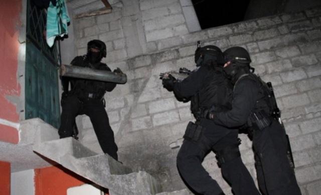 Desarticulan 8 bandas y detienen a 79 personas en for Ministerio del interior ecuador