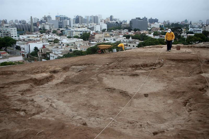 tumbas milenarias Perú