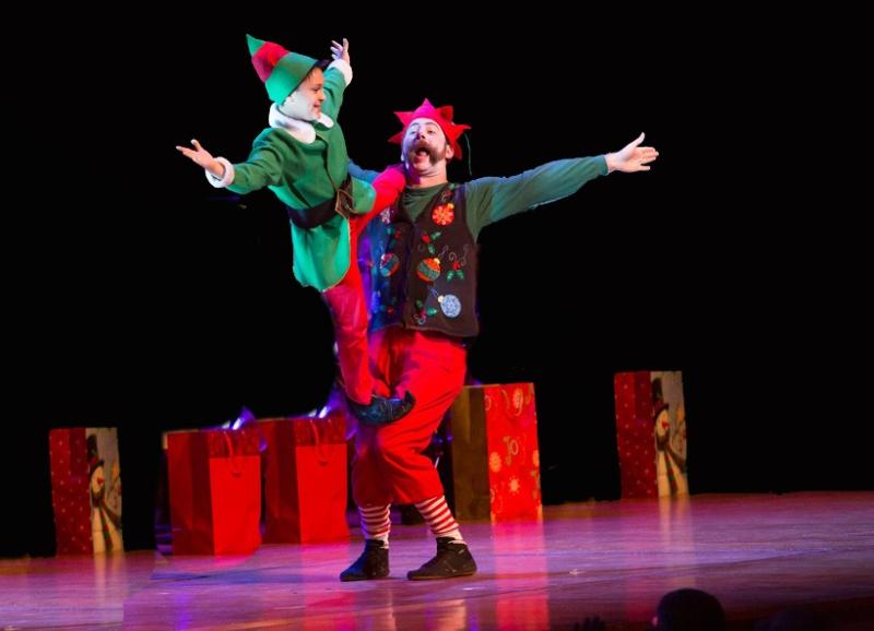 Santas circus