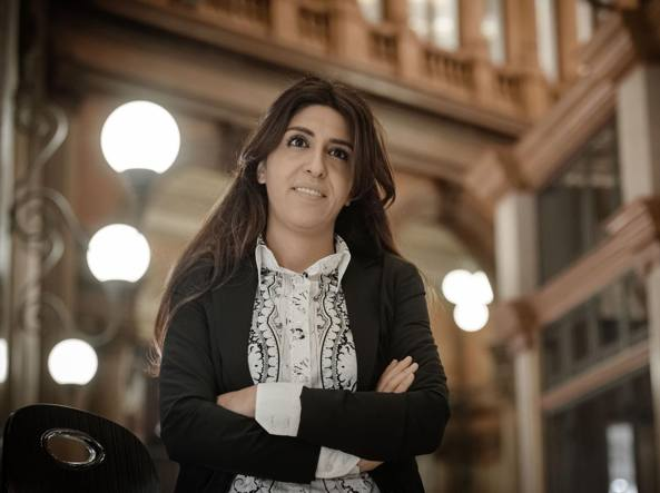 Francesca Immacolata Chaouqui.