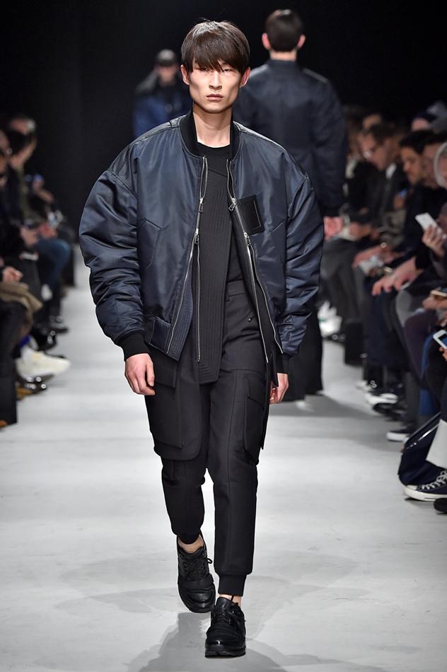 Juun J Paris Menswear Fall Winter 2015 January 2015