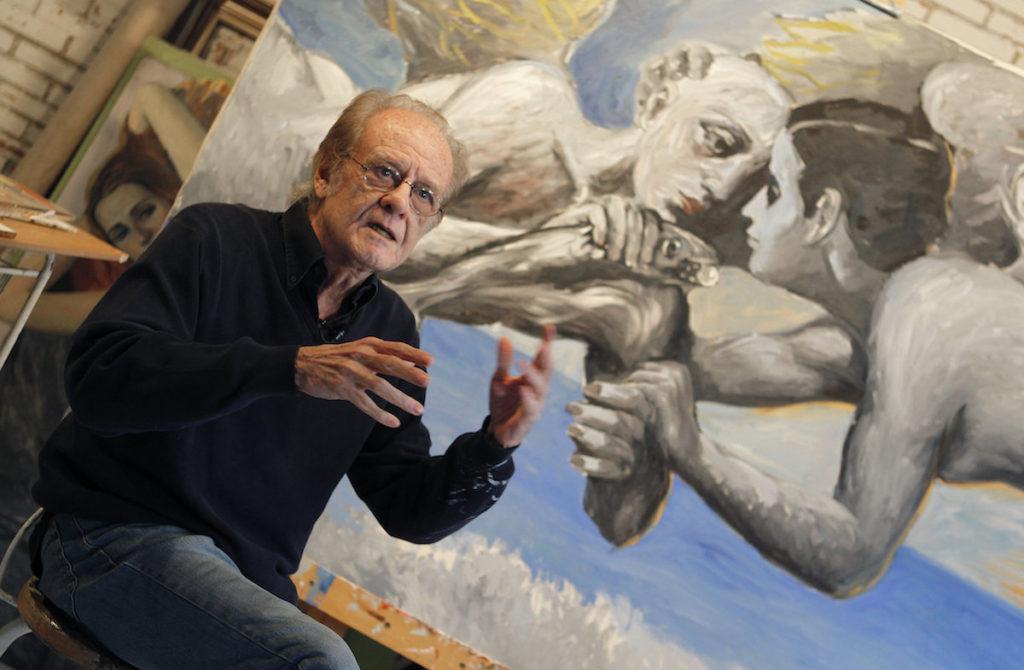 Luis eduardo aute sigue mejorando d a a d a la - Busco trabajo de pintor en madrid ...