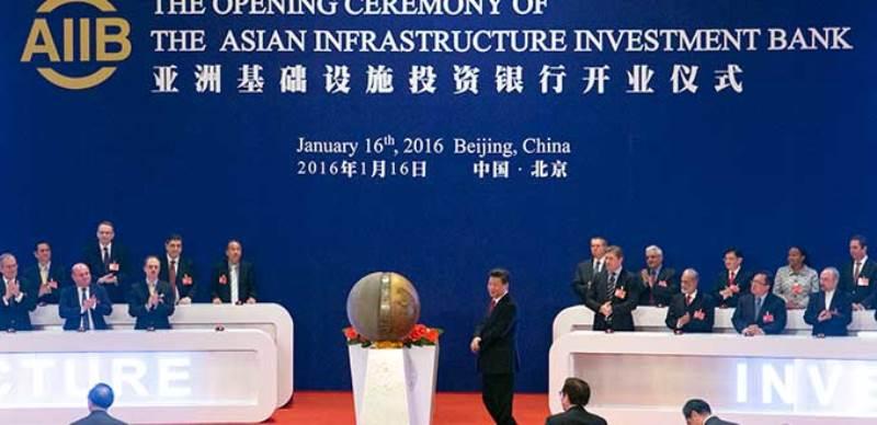 Banco Asiático de Inversiones en Infraestructura,