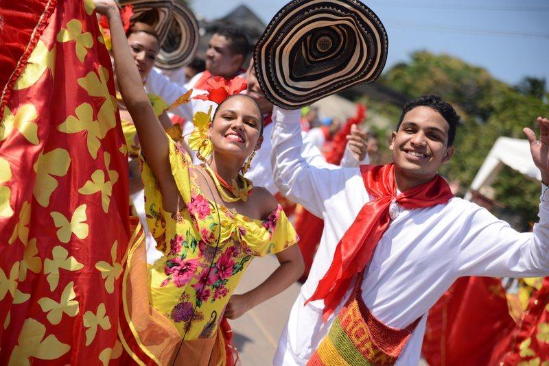 Foto: Carnaval de Barranquilla. regioncaribe.org