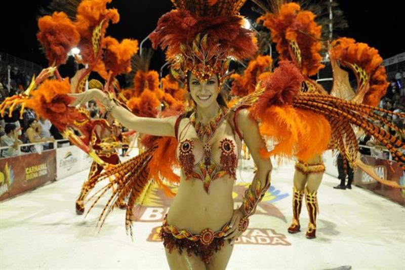 Carnaval mujer