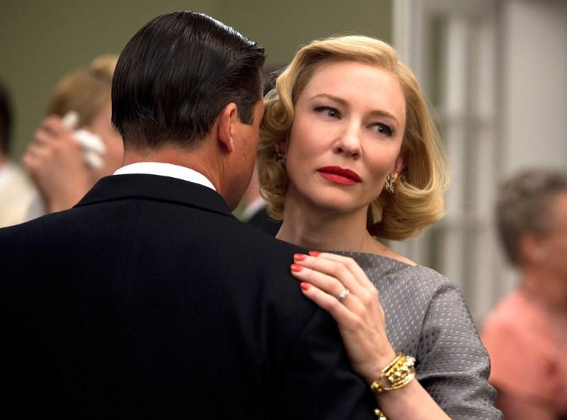 """Cte Blanchett, en """"Carol""""."""