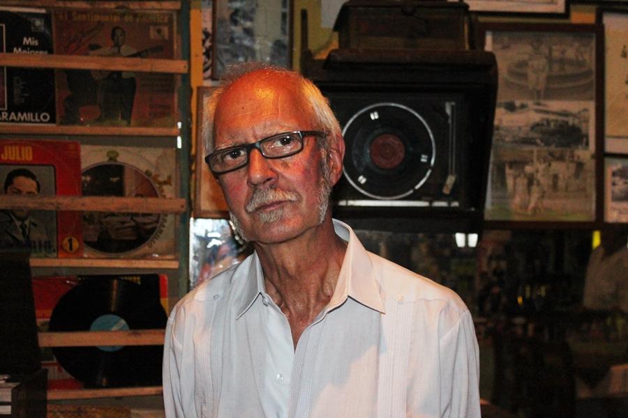 El director de la obra Santiago Sueiras, Foto: LaRepublica,ec