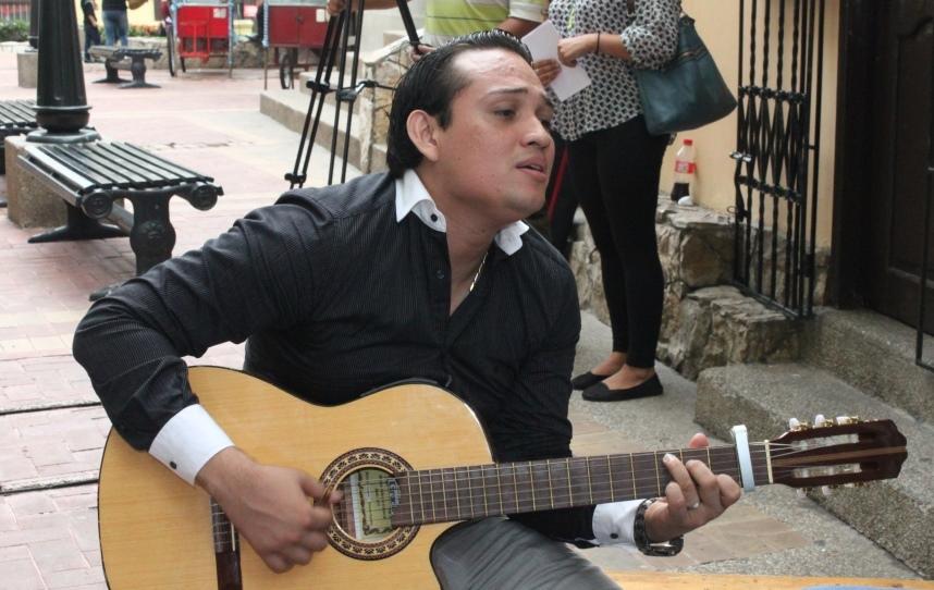 Fernando Vargas interpreta a Julio. Foto: larepublica.ec