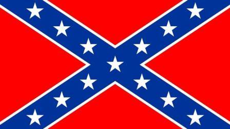Bandera estados confederados