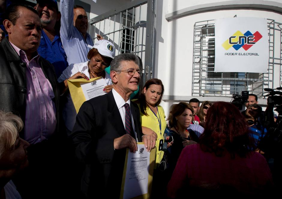 VENEZUELA-ELECCIONES