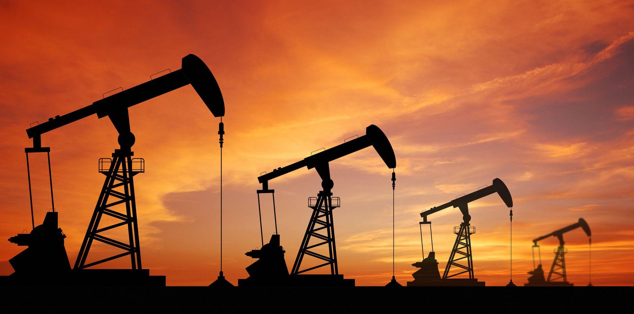 petróleo enero