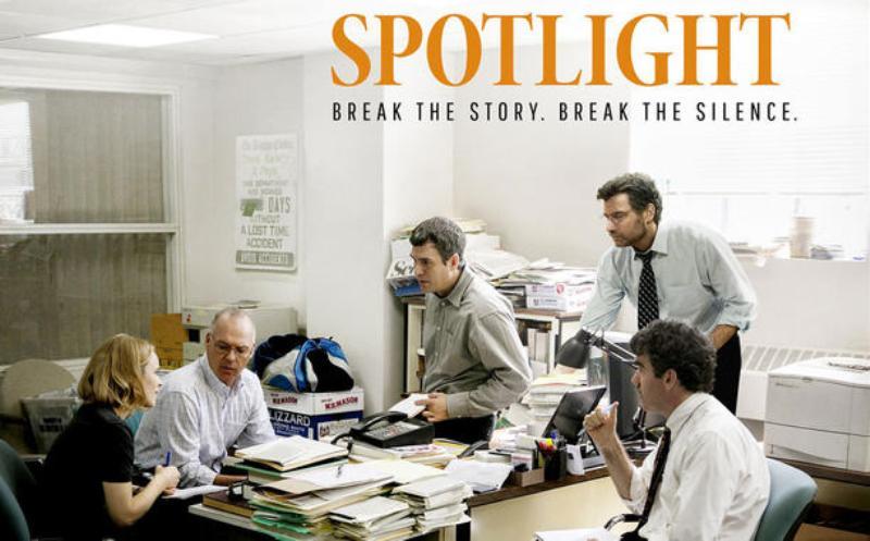 """""""Spotlight""""."""