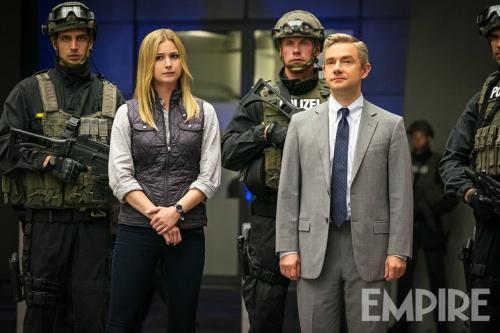 Agente 13 y Everett K. Ross