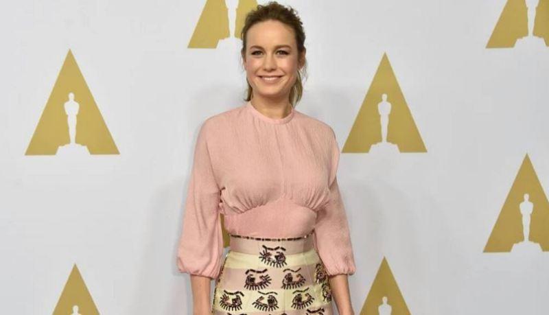 Brie Larson. @BAFTA