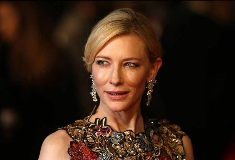Cate Blanchett. @Bafta
