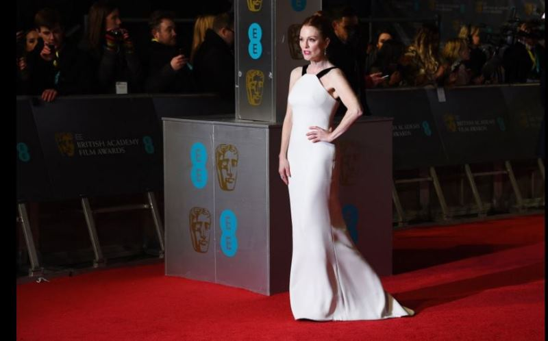 Julianne Moore, @Bafta