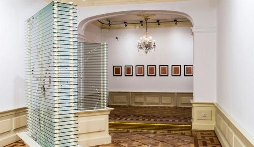 Fleurs et escargots de Fernando García. Foto: elcultural.com