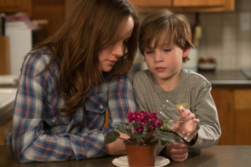 """Room"". con Brie Larson. Foto: pmcdeadline2.files.wordpress.com"