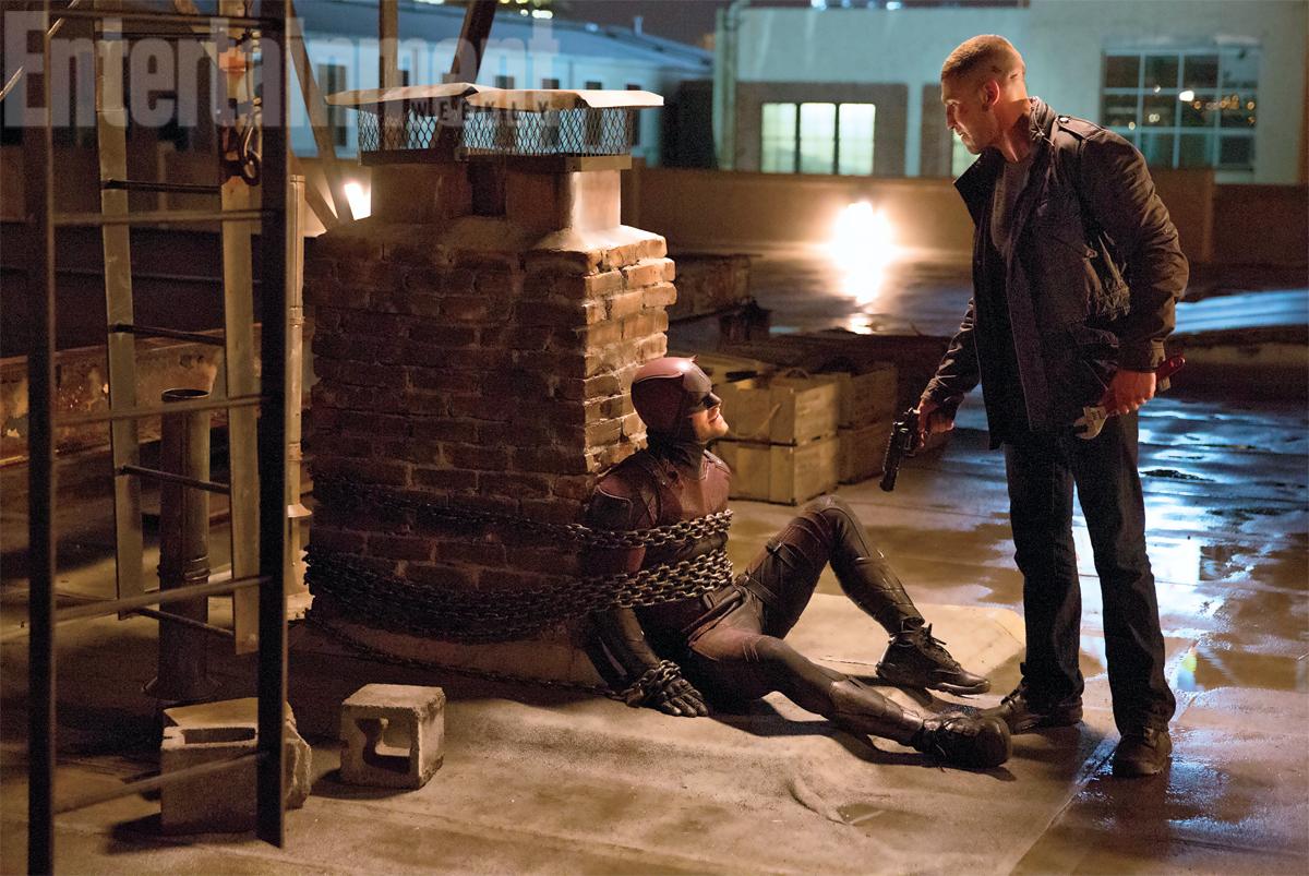 Matt Murdock la va a tener difícil en la segunda temporada de Daredevil.