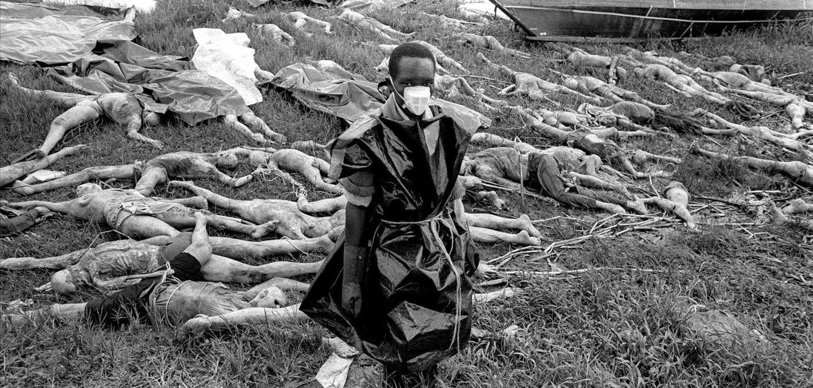 Ruanda, 1994.