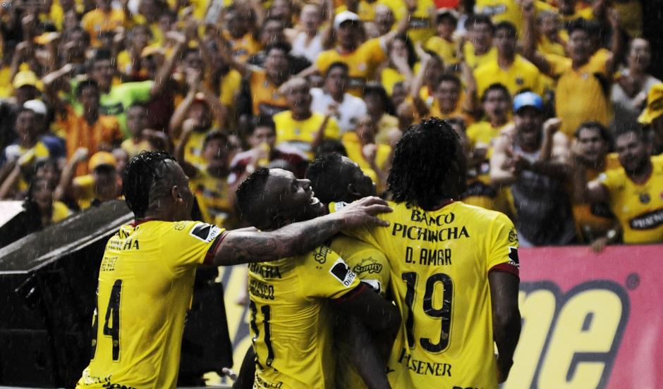guayaquil 27 de marzo del 2016 barcelona vs liga de quito fotos marcos ...