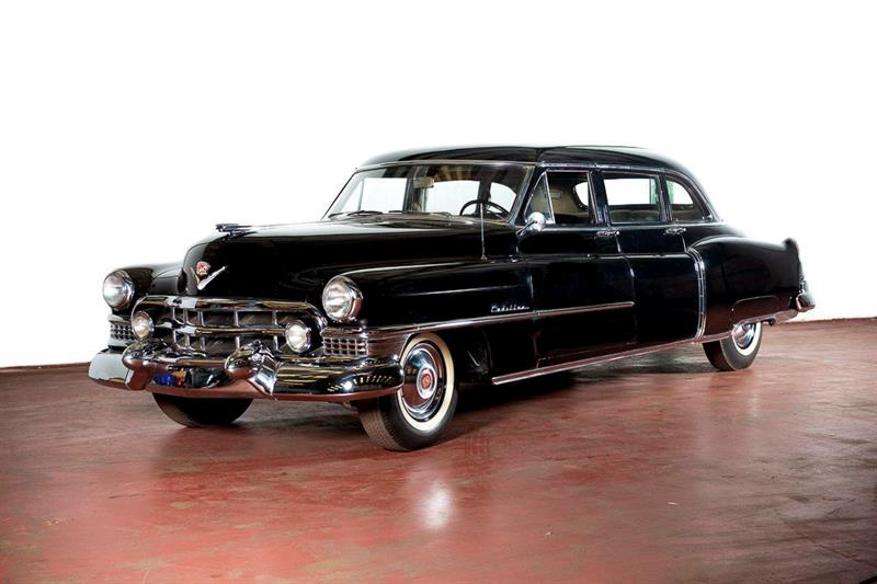 Cadillac Evita