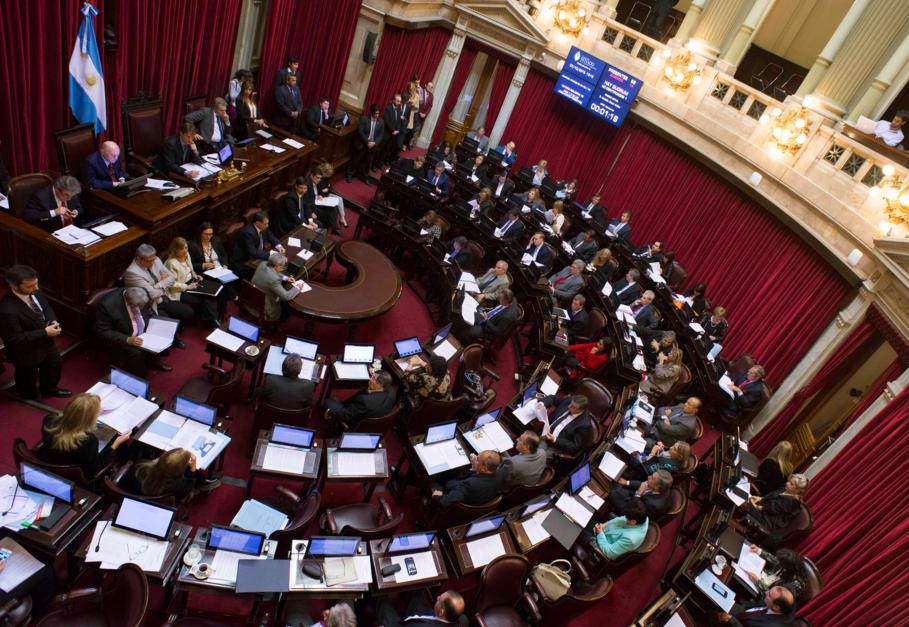 El kirchnerismo dará quórum en el Senado argentino para tratar pago de deuda