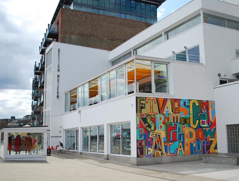 Design Museum, photo credit Ashley Woodfield