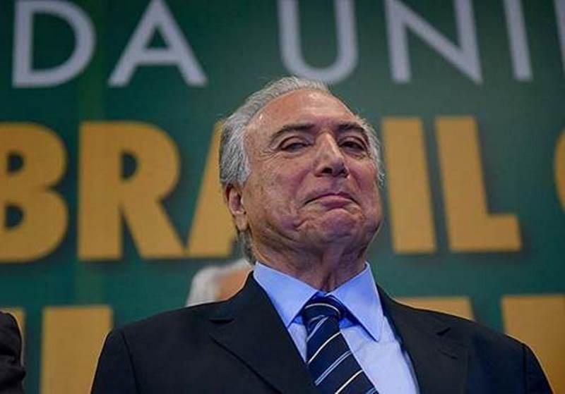 Michel Temer Foto: .wscom.com.br