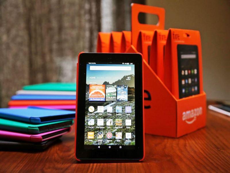 amazon tablet fire