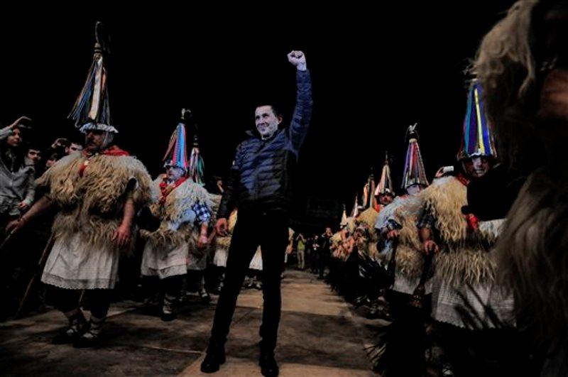 lider vasco liberado
