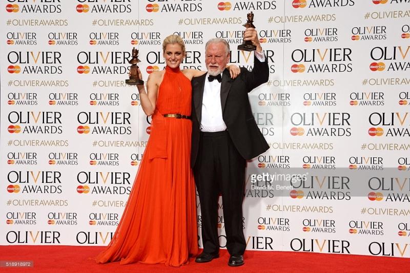 Ganadores premio Oliver, foto: gettyimages.com