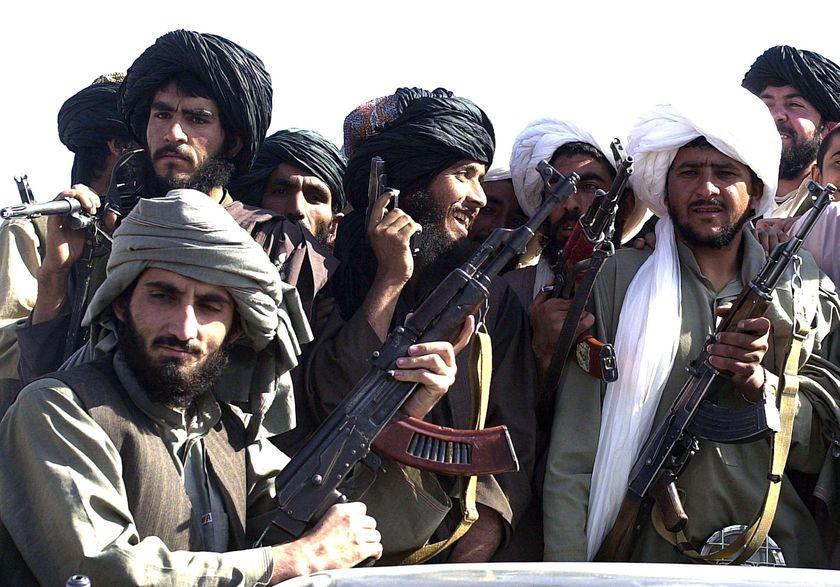 talibanes-afganos