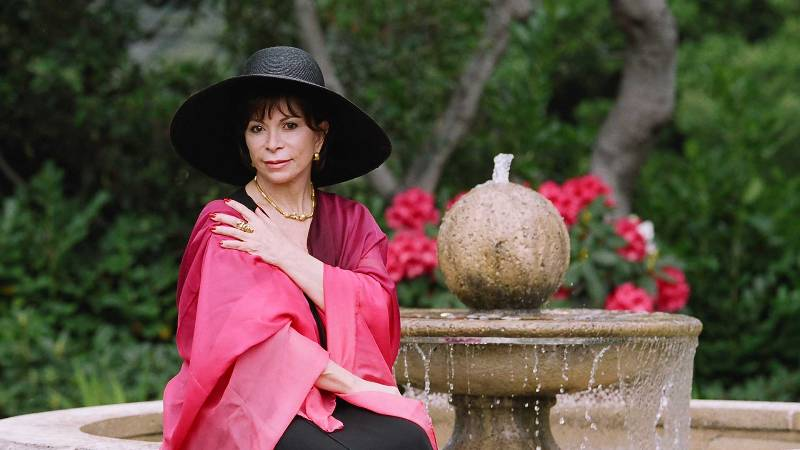 Isabel Allende, foto el estimulo.com