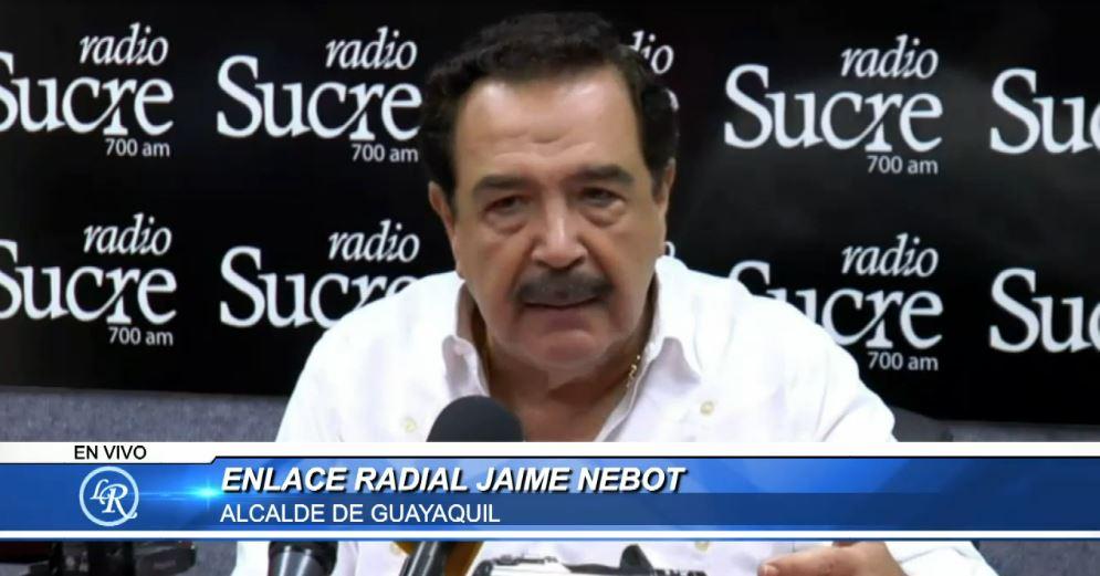 Jaime Nebot Sopladora
