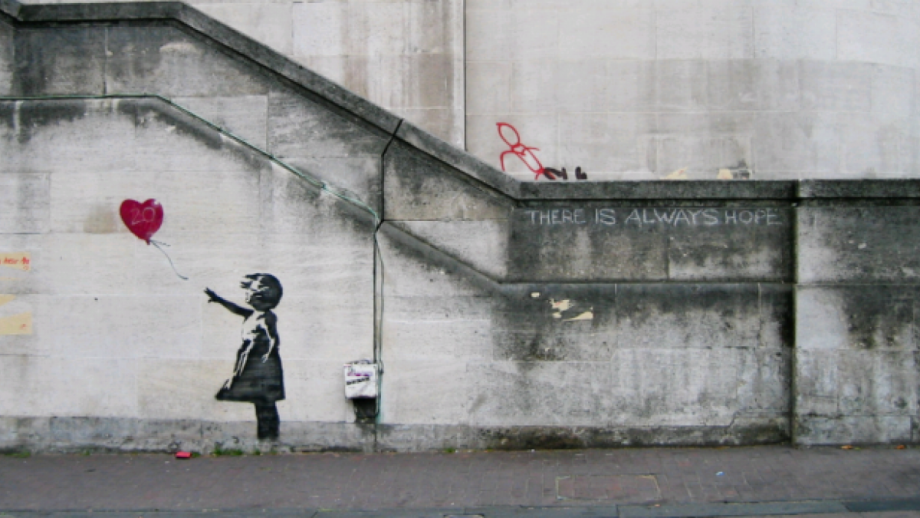 Banksy. Foto: whichmuseum.com