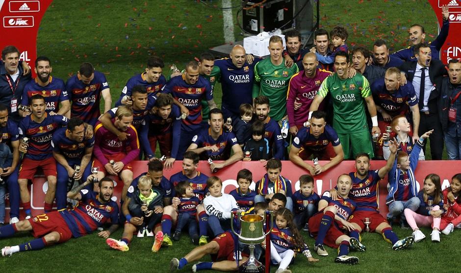 FINAL: SEVILLA – BARCELONA