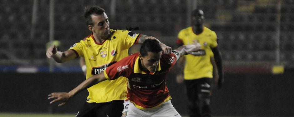 Guayaquil 4 de Mayo del 2016. Barcelona vs Deportivo Cuenca. Fotos: Marcos Pin / API