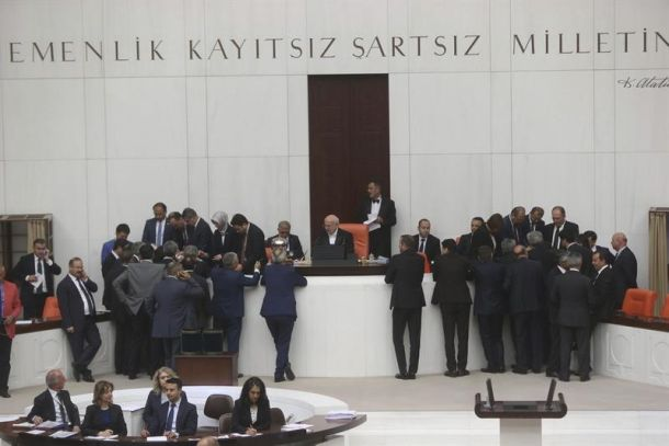 diputados turquia