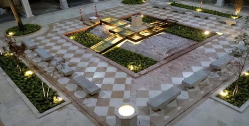 Monumento con cenizas de Gabo. Foto: radiohc.cu