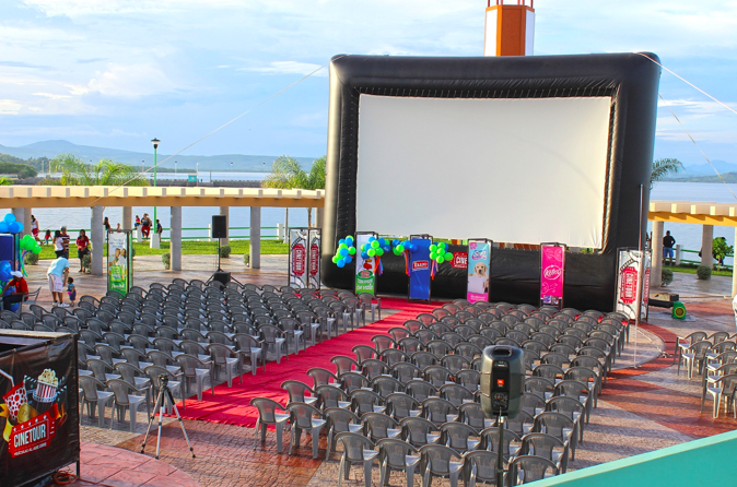 El Salvador. Fotografía cortesía de Cinetour.
