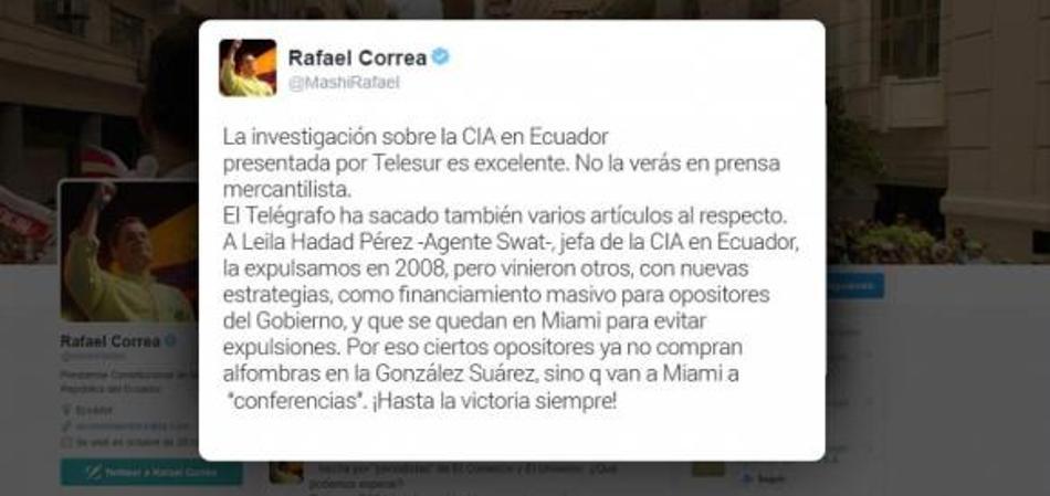 Correa CIA