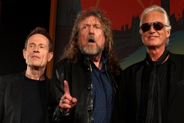 Led Zeppelin – Press Conference