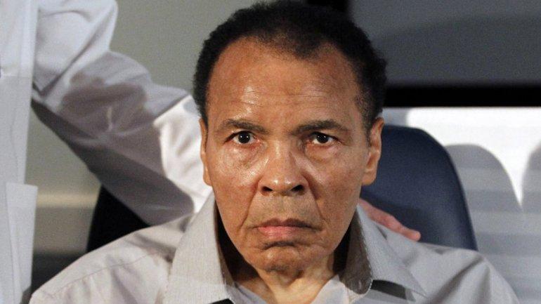 Wie Alt Ist Muhammad Ali