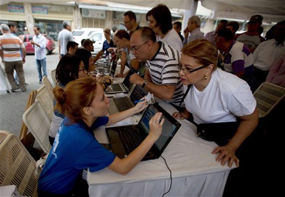 Venezuela firmas revocatoria